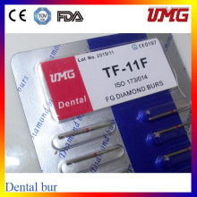 Dentário instrumento multi-uso diamante Burs