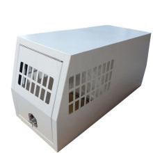 Индивидуальная металлическая коробка для собак для тяжелых условий эксплуатации
