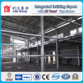 ISO & Ce BV a recommandé l'entrepôt de structure en acier, l'atelier et d'autres a adapté le bâtiment aux besoins du client