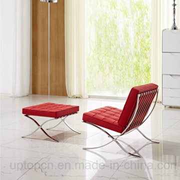 Lounge Ottoman Chair Living Room Chair for Sale (SP-HC080)