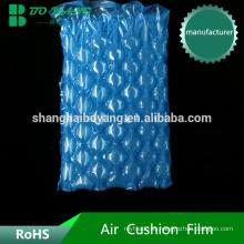 Fabricante de China de color espesar la película sobre colchón de aire nivel alto
