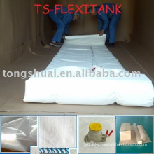 multilayer polyethylene flexitanks for bulk liquid transportation or storage container