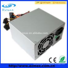 Dongguan Fabricant 2016 vente chaude sans échantillon alimentation de remplacement alimentation atx alimentation PSU SMPS puissance réelle 350W