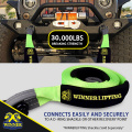2019 OEM  3'' X 20 30 ft Length 30,000lbs  Recovery  Car Tow Strap car tow rope