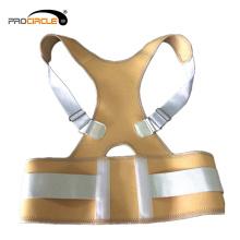 Corrección de la postura del soporte de espalda ajustable de alta calidad