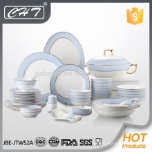 Venta al por mayor de cerámica de cerámica china cena