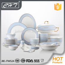 Ensemble de dîner en porcelaine céramique en gros