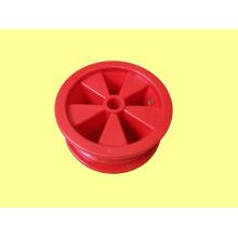 Plastic Rims, Wheel Rims for Rubber Wheels 350-6, OEM Acceptable