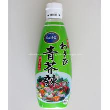 bouteille de 280g Japonais Sushi collations vert Wasabi