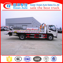 4x2 Drive Wheel New JAC Wrecker Tow Truck