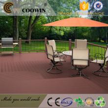 Waterproof Anti-slip WPC Material Outdoor Garden Flooring