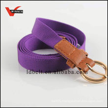 Durable new design woven fabric belt