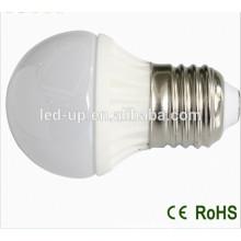 Vidro levou e27 lâmpada base substituição lâmpada halógena