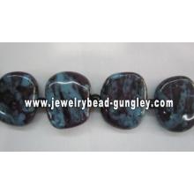 grânulos de moda Handmade belo atacado cerâmica novos 2012