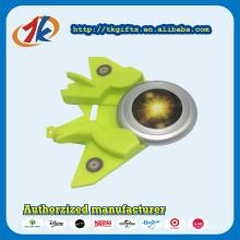 Disco de vôo promocional Toy Plane Shape Shooter Toy para crianças