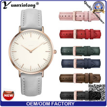Yxl-580 2016 Hot Fashion Lady Vouge Wrist Quartz Stainless Steel Backcase Watch