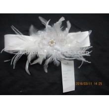 Элегантный bling кристалла алмаза горный хрусталь бантом свадебные аппликации