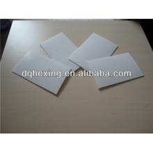 2014 China skived ptfe hoja fabricante