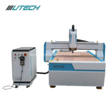 Round ATC cnc router with NK105 system