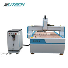Round ATC cnc router med NK105 system