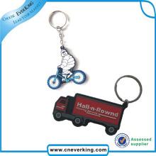 Benutzerdefinierte Logo Werbeartikel ABS Schlüsselanhänger