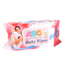 Manufacturer Soft Baby Cloth Paper OEM Baby Paper Tissue or Airlaid Baby Wet Paper Mouth and Hand Cleaning