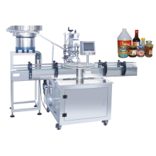 Automatic Rotary Round Bottle Capping Machine
