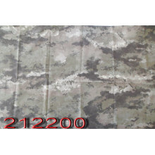 Ruins Land Style Rib-Stop Military Camouflage Fabric