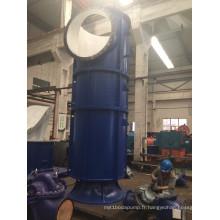 Pompe d'écoulement de pompe résistante pour l'admission d'eau plus pure