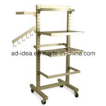 Movable Display Stand/ Display for Garment, Food Ect