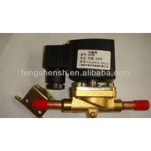1 2 3 polegadas alta pressão solenóide válvula 220v ac