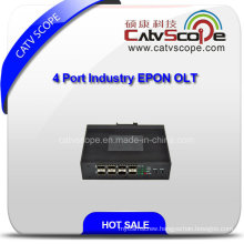 Industry Mini Four Ports Gepon Network Olt
