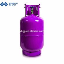 Cilindros descartáveis de gás hélio 12,5 kg Cilindro Lpg com garantia comercial