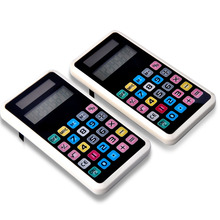 8 Digits Iphone Shape Design Pocket Calculator