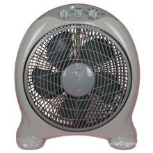 12/14 pouces rond Design Box ventilateur avec minuterie 2h (USBF-824)
