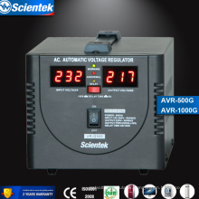 Cheap Wholesale LED display 1000va 600w Automatic Voltage Stabilizer
