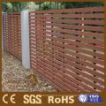 WPC tela Austrália Trellis estilo simples instalação da cerca