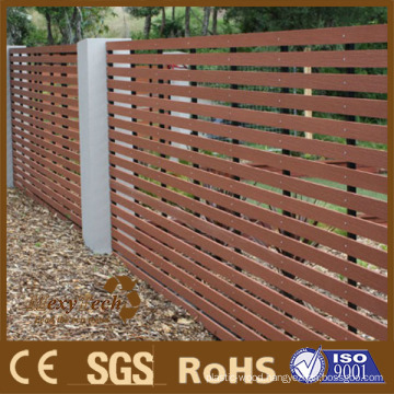 WPC Screen Fence Australia Trellis Style Simple Installation