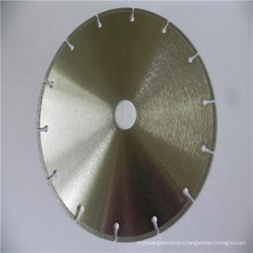 Exquisite Technical cheaper granite silent saw blade