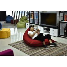 Confortável sofá preguiçoso sofá saco de feijão