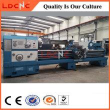 Cw6280 wirtschaftliche Lücke Bett horizontale manuelle Drehmaschine Hersteller