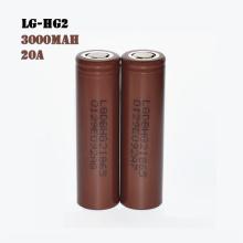 Oryginalny Lg hg2 18650 3000mah baterii 3.7V