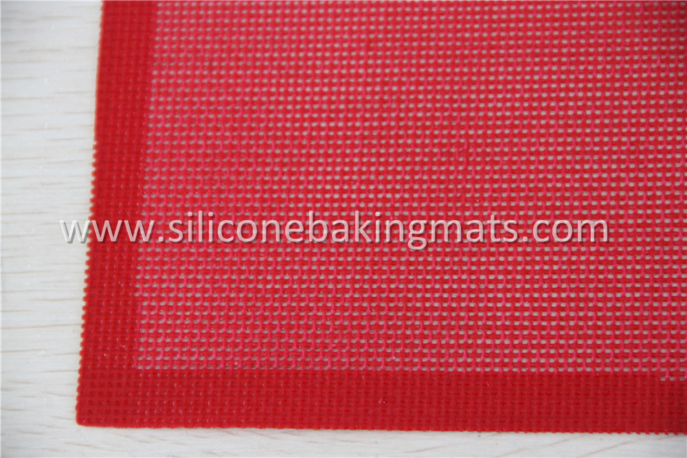 Perforated Silicone Baking Mat