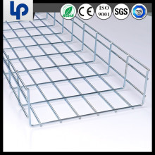 width 50-1000mm Powder Coating plastic wire mesh cable tray