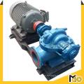 Pompe à double aspiration centrifuge à faible Npshr pour l'eau