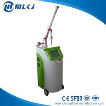 Sistema de recuperación fraccional láser de CO2 de 5 cabezas con ajuste vaginal