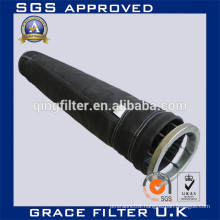 fiberglass woven bag filter/dust collector for Cement Industry in China