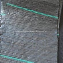 Estera tejida PP del control de malas hierbas del geotextil