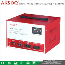 Hot Sale SVC 1kw To 20kw High Presicion 60Hz 220v Output AC Voltage Stabilizer