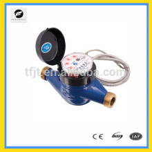 compteur d'eau à télécommande avec télécommande sans fil pour mesurer le volume du débit d'eau